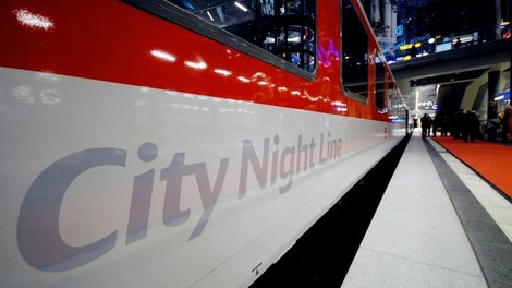 city night line treno monaco